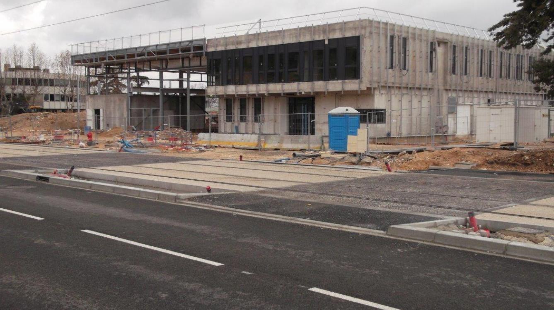 Bâtiment de Maintenance du Tramway d'Aubagne