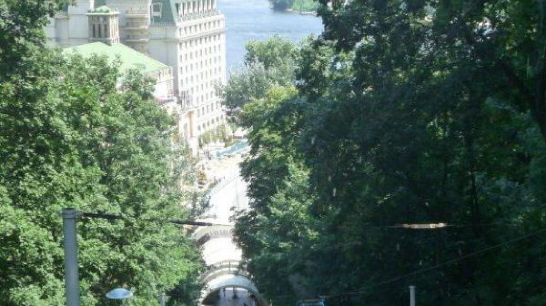 Kiev: Le funiculaire