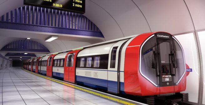Les nouveau trains du